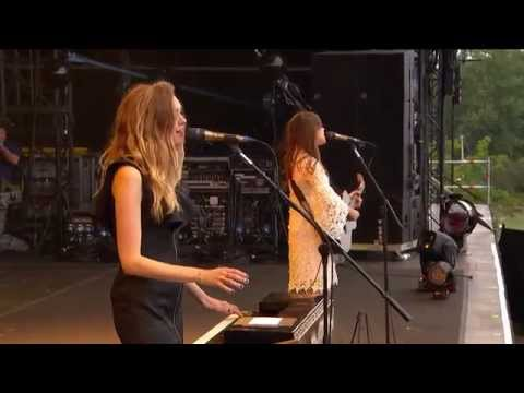 First Aid Kit - EmmyLou - Isle of Wight Festival 2015 - Live