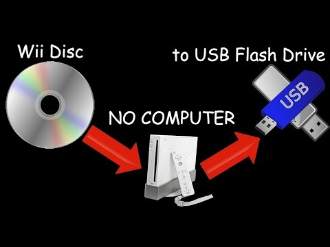 How To Copy Wii Disc Games With Your Jailbroken Wii Using USB Loader GX Homebrew