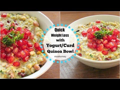 dahi-quinoa/curd-quinoa-recipe-for-weight-loss---indian-style-quinoa-recipe---skinny-recipes