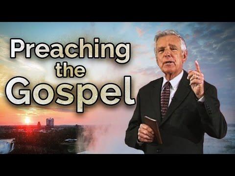 Preaching the Gospel - 51 - Grace, Unmerited Favor