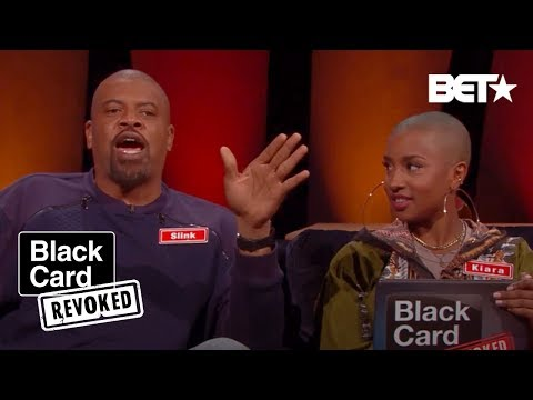 Watch Slink Johnson A.K.A. 'Black Jesus' Shut This Comedian Down  Black Card Revoked