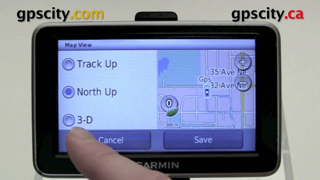navigation settings in the garmin nuvi 2360lmt and nuvi 2350lmt with rh youtube com Garmin GPS Mount Garmin GPS Mount