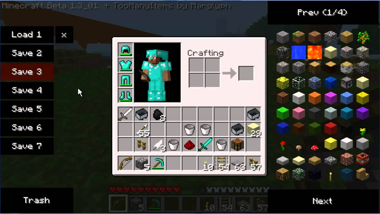 how to make minecraft beta 1.5 server