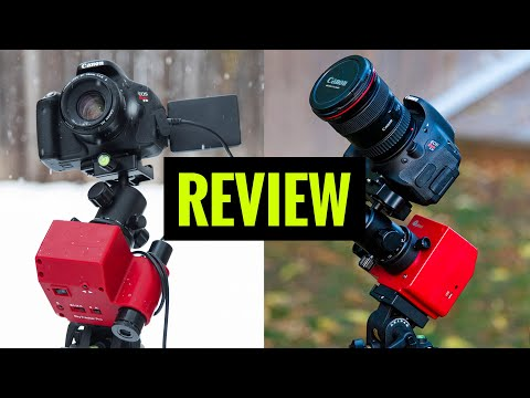 iOptron SkyTracker Pro Camera Mount Review