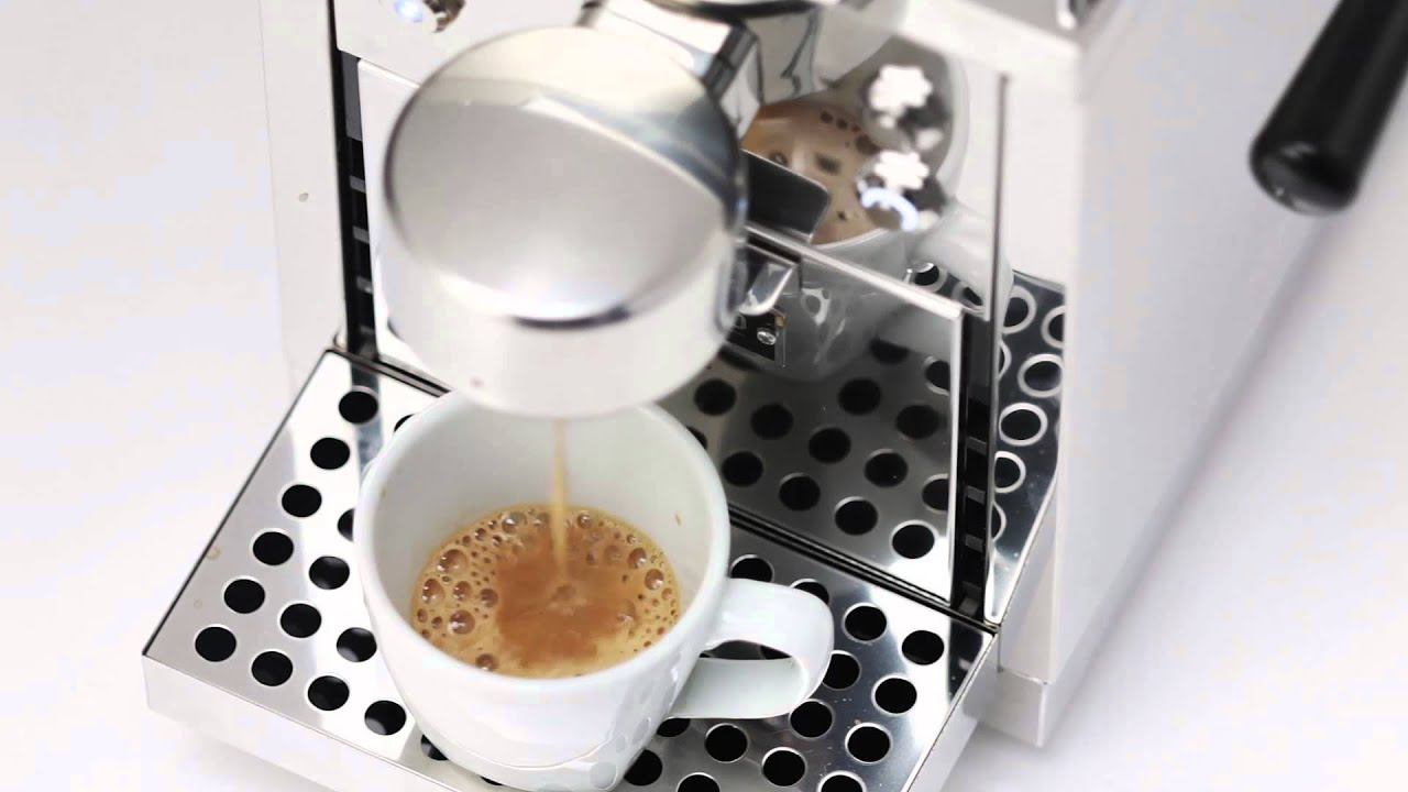 Sjostrand Espresso Capsule Machine - YouTube