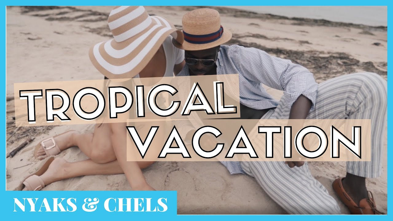 [VIDEO] – Couple's Fashion Vacation Outfits