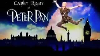 Gambar cover Cathy Rigby is Peter Pan -  June 2012 at La Mirada Theatre