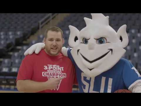 Can You Beat Meat? Episode 6: Free Throws at SLU