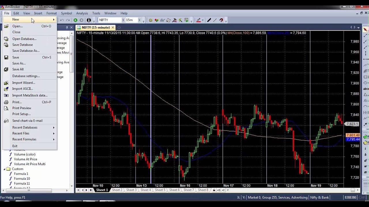 Listing Trading Indicators and Formulas Page 3