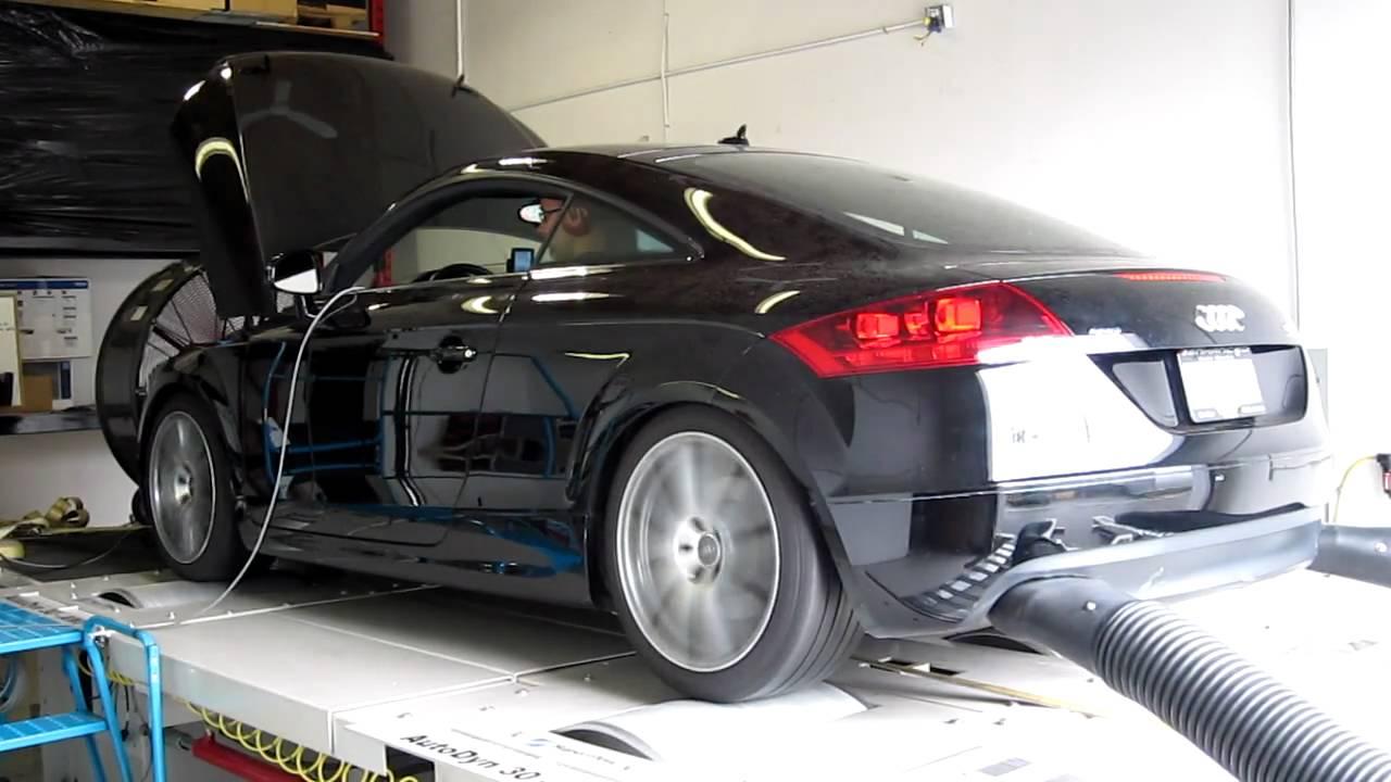 Hpa Motorsports Mk2 Audi Tt Ft 425 6spd Manual On The Superflow Dyno