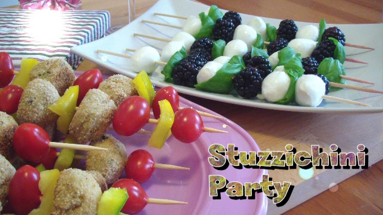 Amato Stuzzichini Party - Kissgibellina72 - YouTube JU23