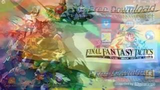 Final Fantasy Tactics APK + Obb Actualizado 👍Android Download Final Fantasy Tactics 2016 (1.0.0)