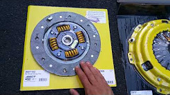 ACT (Advanced Clutch Technology) Review. Picking the right clutch.