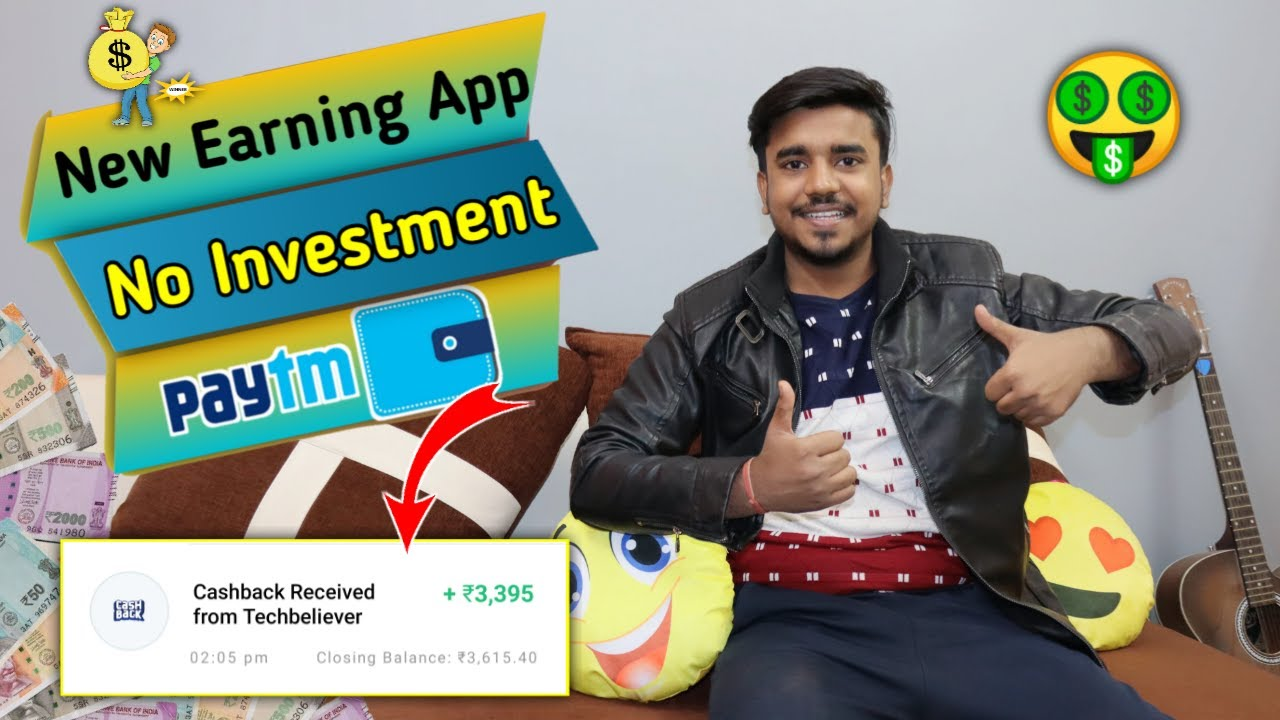2021 New Gaming Earning App || Earn Daily ₹1,000 Paytm Cash Without Investment || FunGame App || GT