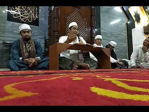 cintanya ALLOH SWT kepada hamba-hamba-Nya. Kyai haji Zulfa Mustofa.