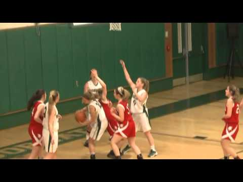 NAC - Moriah Girls  2-2-16