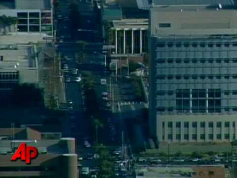 Raw Video: Shooting at Nevada Courthouse