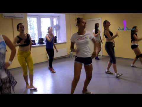 Мастер-класс Booty Dance, Dancehall, Reggaeton 3.08.2014 (Танцевальная студия Феникс, Зеленоград)