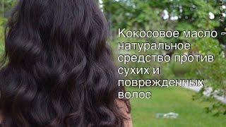 КАК ИЗБАВИТЬСЯ ОТ СУХИХ И СЕЧЕНЫХ ВОЛОС. КОКОСОВОЕ МАСЛО РАЙ ДЛЯ ВОЛОС(Использование кокосового масла – это отличный натуральный способ сделать ваши волосы и кожу мягкими, сияю..., 2014-11-15T22:37:12.000Z)