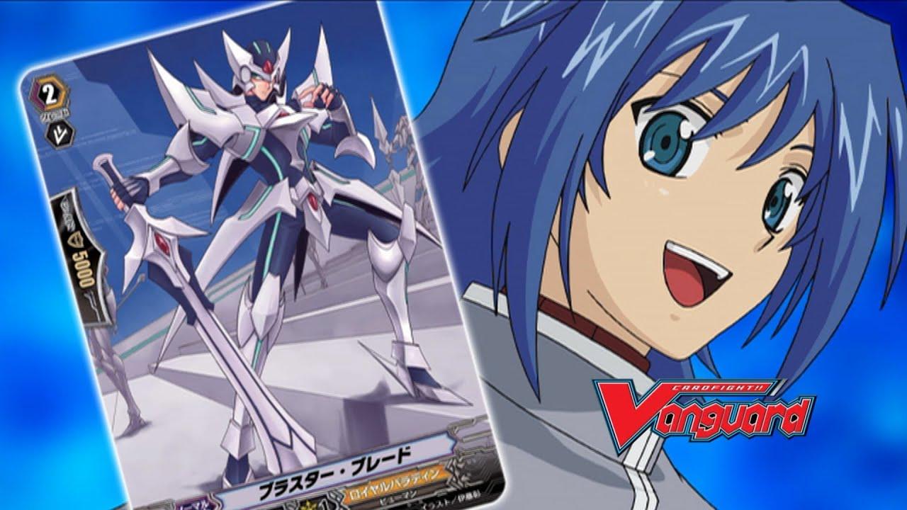 [Episode 1] Cardfight!! Vanguard Official Animation - YouTube Cardfight Vanguard Blaster Blade