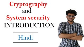 Introduction to Cryptography and system security | CSS series #1