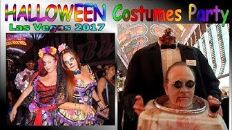 Las Vegas Great Halloween Costumes Party.!
