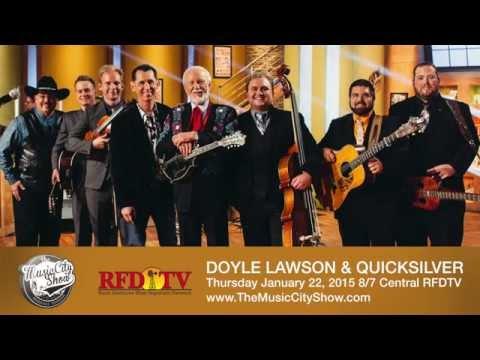 Doyle Lawson - Music City Show PROMO