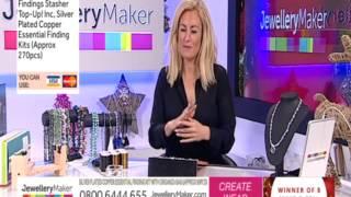 Jewellery Maker Live 16/11/2015 - 8am - 12pm