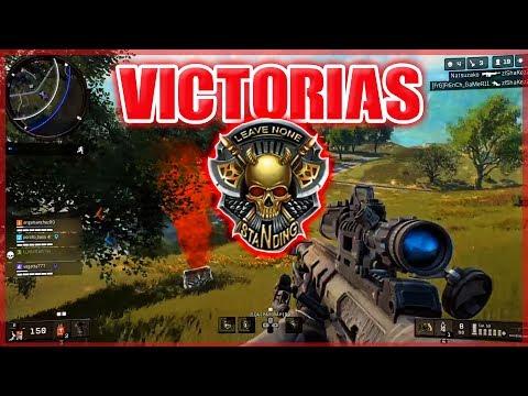 🏆 5 PARTIDAS 5 VICTORIAS! 100% 🏆 - COD BLACK OPS 4 (BLACKOUT)