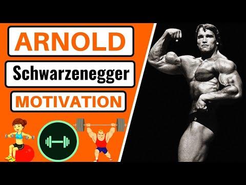 Arnold Schwarzenegger Motivation  Bodybuilding Motivation  Motivation Workout  Motivation Speech