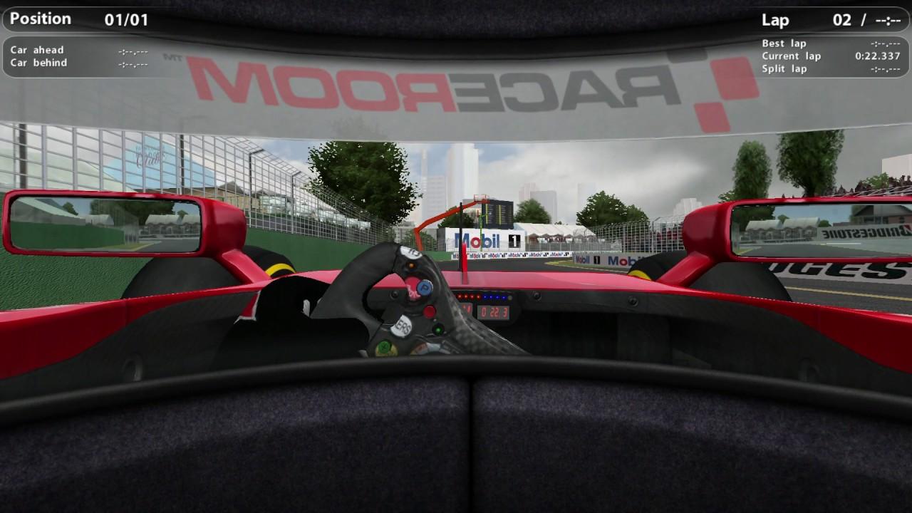 australia hotlap race 07 formula raceroom f1 2017 mod youtube rh youtube com