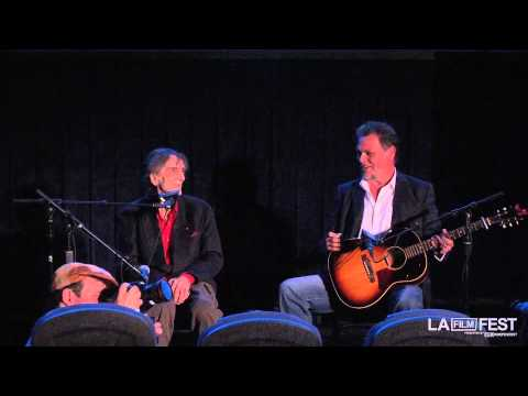 Harry Dean Stanton Performance | 2013 LA Film Festival