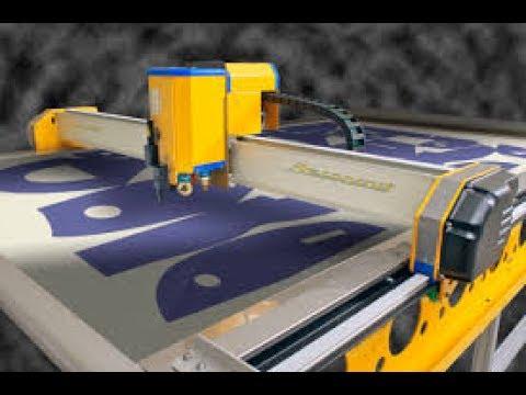 cnc fabric cutting machine