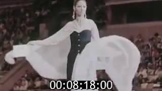 I Международный московский фестиваль моды. Лужники. 1967 г. Часть 5