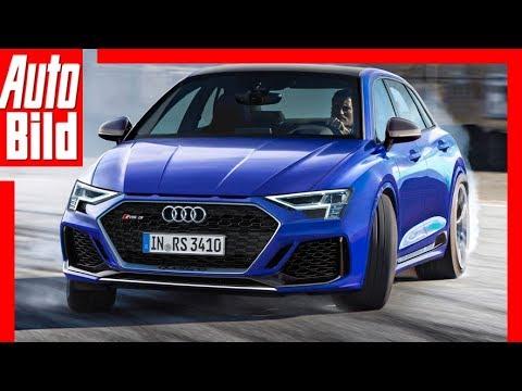 Zukunftsaussicht Audi Rs 3 2021 Details Erklarung