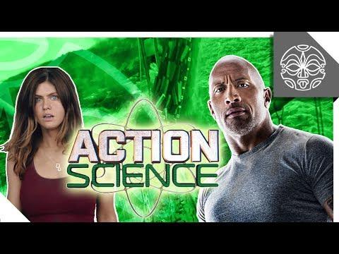 "ACTION SCIENCE: The Rock vs. a Tsunami in ""San Andreas"""