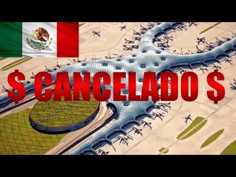 Resultado de imagen de caprichos de amlo cancela aeropuerto