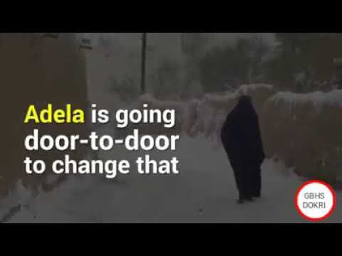 Teacher, health worker, life saver meet adela, a real life wonder woman in Afghanistan