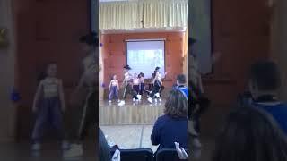 Выпускной 2018г танец до ре ми