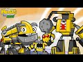 Mixels Rush: Series 6 Weldos Max Land ALL levels - Cartoon Network Games
