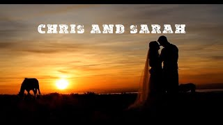Wedding Video of Chris & Sarah @ King Arthur Hotel