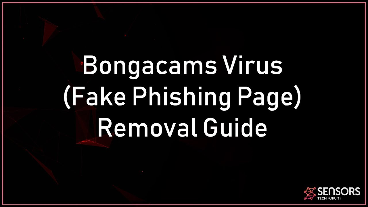 Bongacams Virus