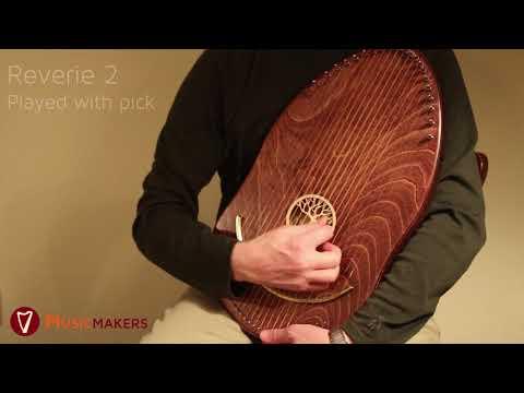 Reverie Harp Sound Comparison