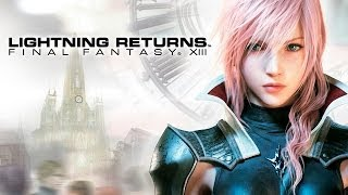 Lightning Returns : Final Fantasy XIII - Começo, Opiniões e Gameplay!