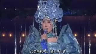 第45回NHK紅白歌合戦 1994年 美川憲一 火の鳥 小林幸子 人間ナイアガラ.