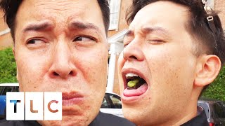 Groom Forced Into Bizarre Food Challenge On Wedding Day | Countdown To I Do