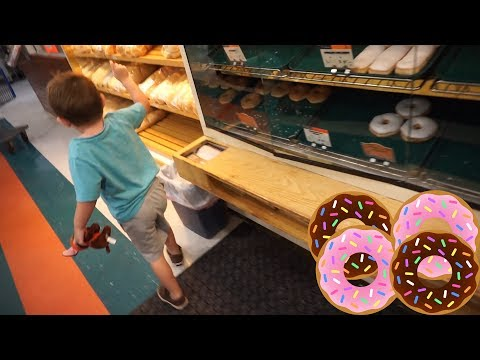Country Mart Donut Day & Channel Update(New Store Opening)