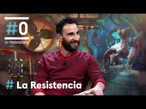LA RESISTENCIA - Entrevista a Dani Rovira   #LaResistencia 10.02.2021