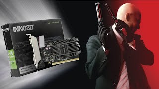 HItman Absolution| nVidia GeForce GT 710 2GB DDR3| Gameplay/Game Test