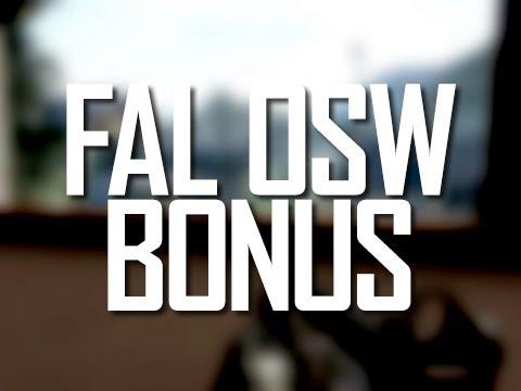 BO2 Bonus: FAL OSW